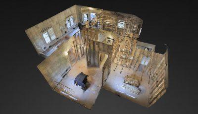 Construction/Remodel 3D Model