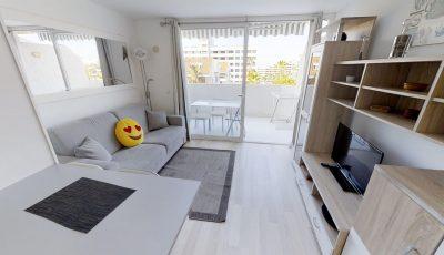1 Bedroom Apartment – Las Americas 3D Model