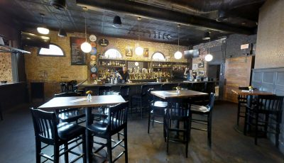 Independant Bar & Kitchen* 3D Model