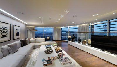 London Penthouse Flat * 3D Model