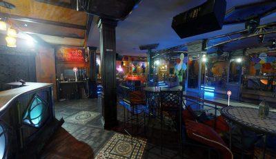 TIBU Discotec & VIP Lounge 3D Model